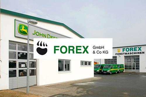 FOREX GmbH & CO. Forstmaschinen Vertriebs KG