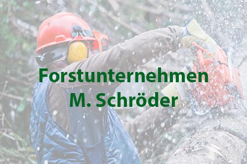 Forstunternehmen M. Schröder