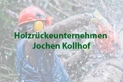 Holzrückeunternehmen Jochen Kollhof