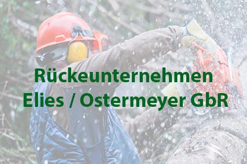 Rückeunternehmen Elies / Ostermeyer GbR