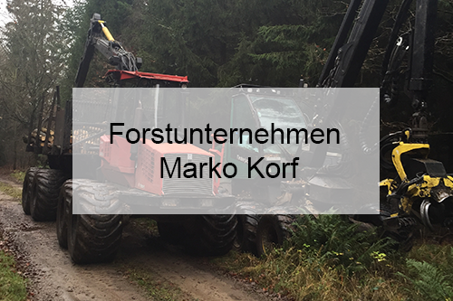 Forstunternehmen Marko Korf